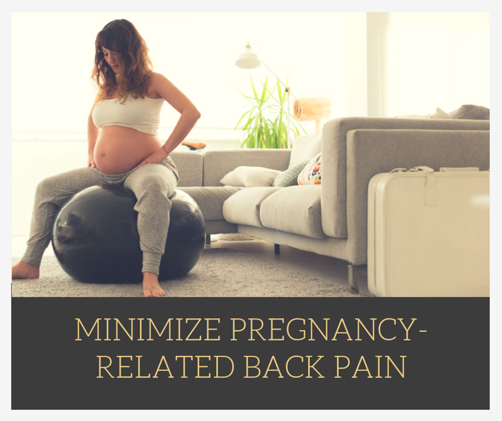 Minimize Pregnancy Related Back Pain