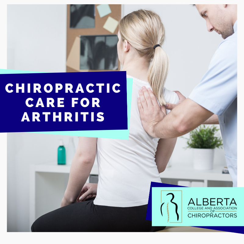Chiropractic care for arthritis