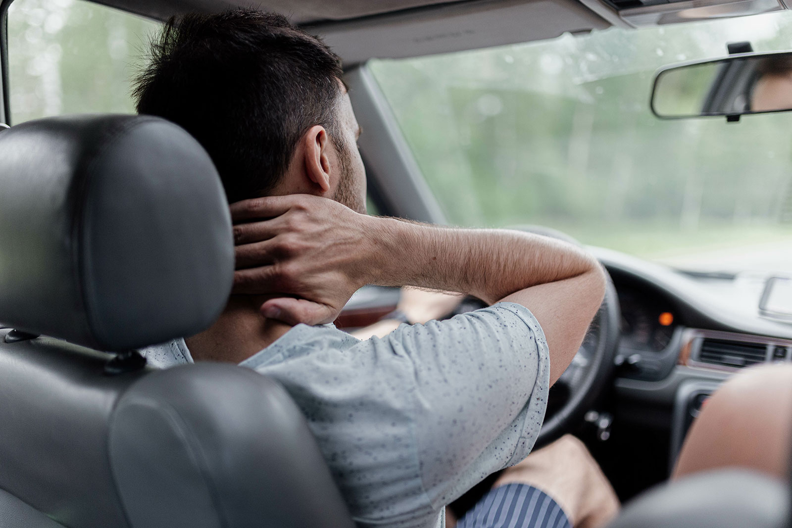 How many of these road trip troubles have you experienced?