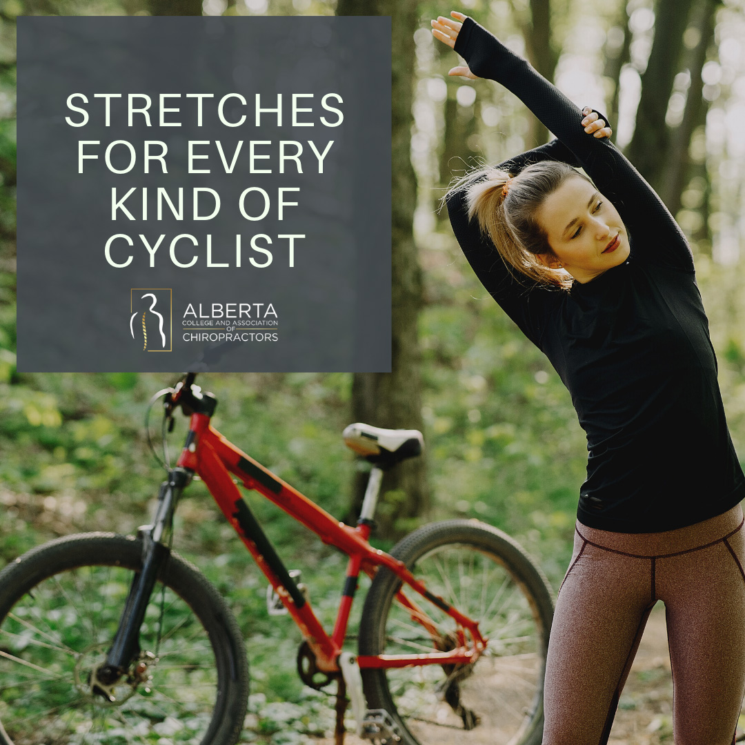 Stretches for every kind of cyclist